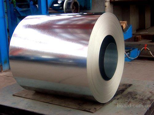 Рулон оцинкованный стальной гост 0,3 - 2,5 цена