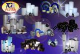 Tgfilter, Italia - лучший поставщик фильтрующих элементов для компрессоров и вакуумных насосов