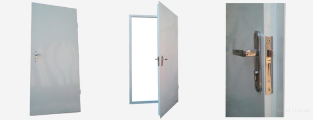 огнеупорные металлические двери сколько стоят