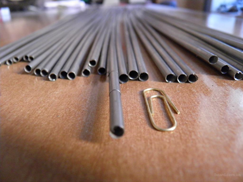Трубы из нержавеющих марок стали 1,5-20 х 0,05-2 мм САЙТ http://pipeinnovation.com.ua/