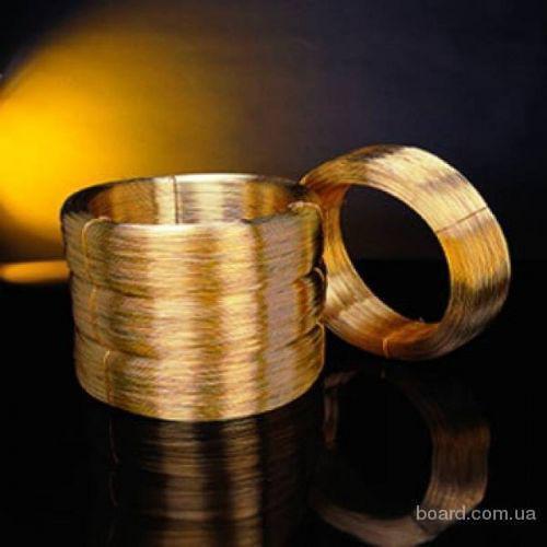 Проволока бронзовая БРБ 2 БрКМц 3-1 гост цена