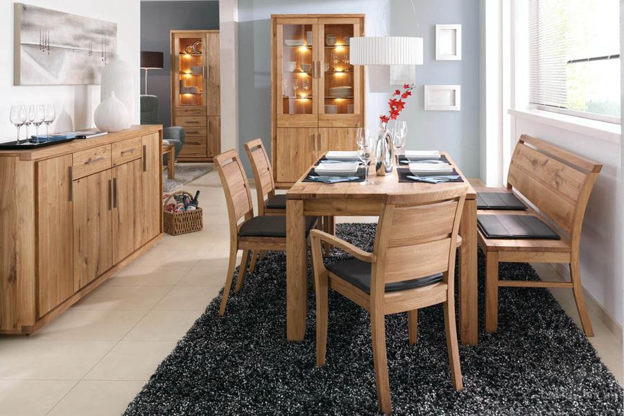 Мебель для столовых комнат из натурального дерева.  Акция -50%!!!