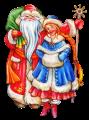 Раз, два, три... Дед мороз и Снегурочка на ёлку, утренник, праздник!