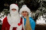Дед Мороз в Кременчуге