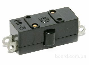 Кнопка ВК-6, микропереключатель, микровыключатель, выключатель ВК6