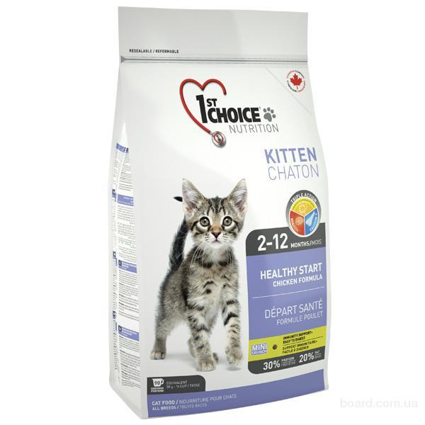 Корм для котят 1st Choice (Фест Чойс)
