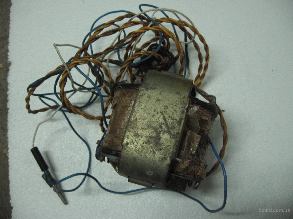 трансформатор специальный, с проводами