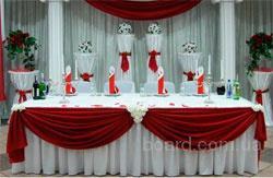 скатерти для банкетных столов