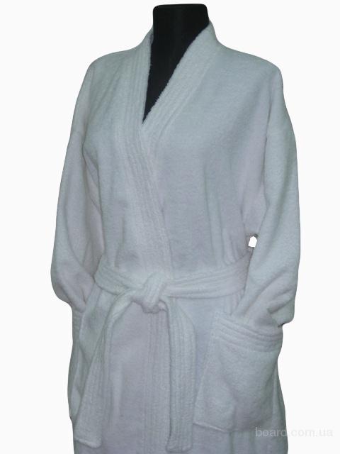 махровые халаты больших размеров