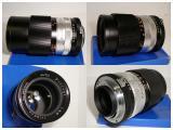 Vivitar Auto 1:3.5 f=135mm для Nikon. Классический 135-ти миллиметровый фикс