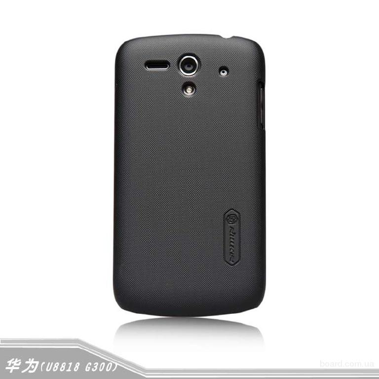 Пластиковый чехол Nillkin для Huawei U8818 / G300 + пленка!!