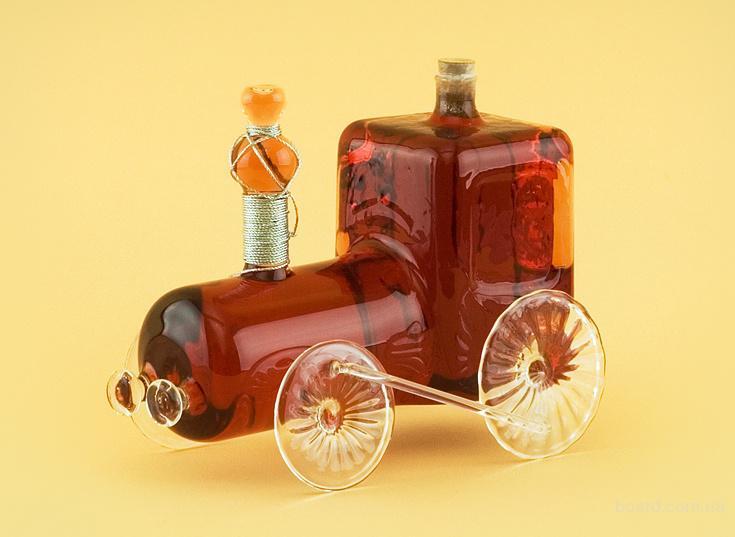 Подарок (Стеклянный локомотив)