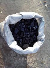 Уголь антрацит орех фр-25-50 (50кг)
