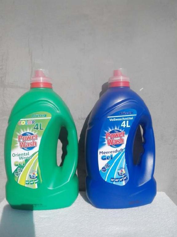Гель для стирки Power Wash gel