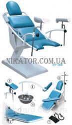 Гинекологическое кресло с электроприводом КГ-3 Э