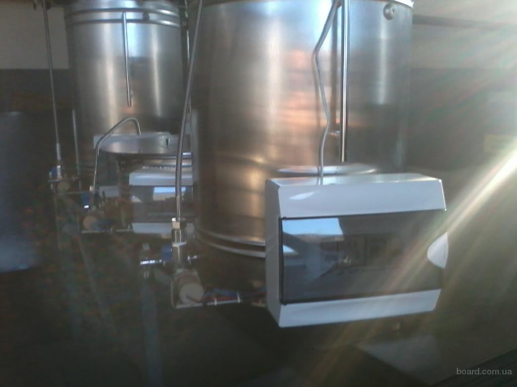 Домашняя мини пивоварня (33 литров/варка)