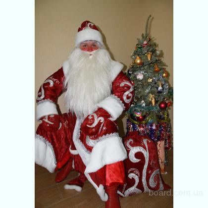 Дед Мороз и Снегурочка вызов Киев