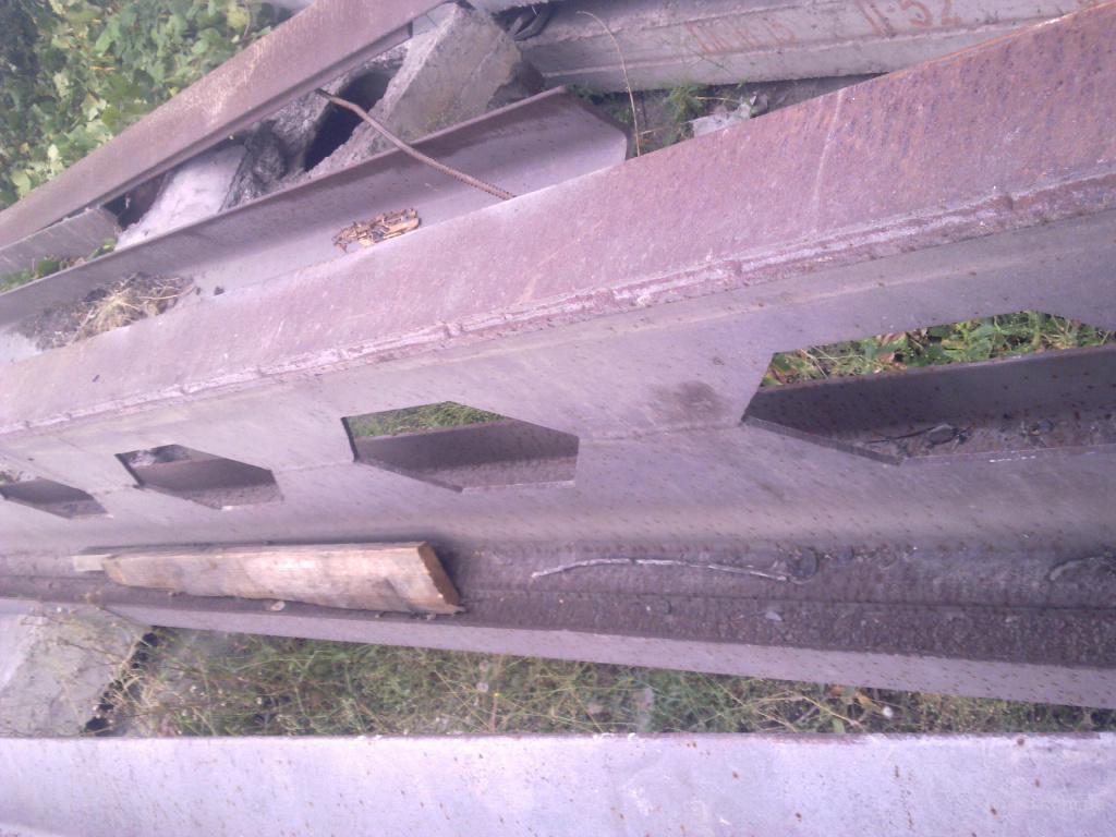 Подкрановая балка М55 длина 10,5 - 11 м. Тельфер г/п: 1,5т, 3,5т, 7-10 т.