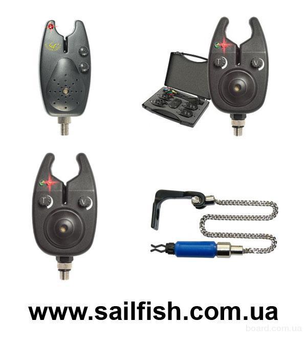 разновидности электронных сигнализаторов поклевок
