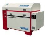 Система высокого давления в установках гидроабразивной резки 4200 бар
