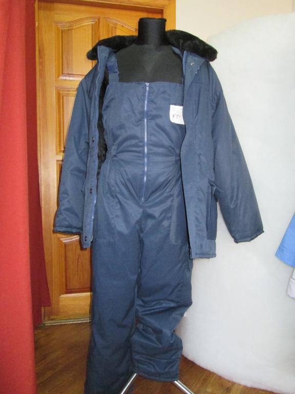 Утепленный костюм под заказ