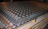 Лист алюминиевый рифленый t=4 мм. Квинтет, Чечевица, Киев