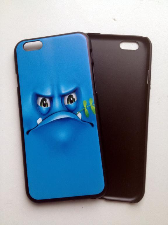 Накладка с принтом для Iphone 6 4.7'