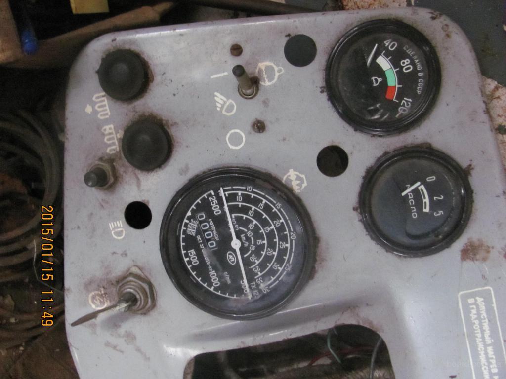 Система охлаждения двигателя Д 240 - радиатор, помпа и.