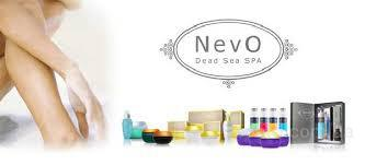 Минеральная косметика мертвого моря Nevo Dead Sea SPA