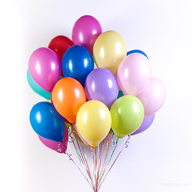 Красивые Гелиевые и Воздушные шарики, Гелевые, Надувные Шары с Гелием