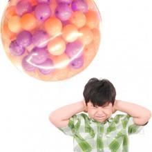 Шар сюрприз на 100 - 200 шаров, оригинальный подарок на праздник