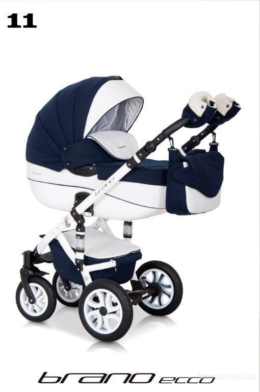 Купить коляску в интернет магазине, 2 в 1 Riko Brano