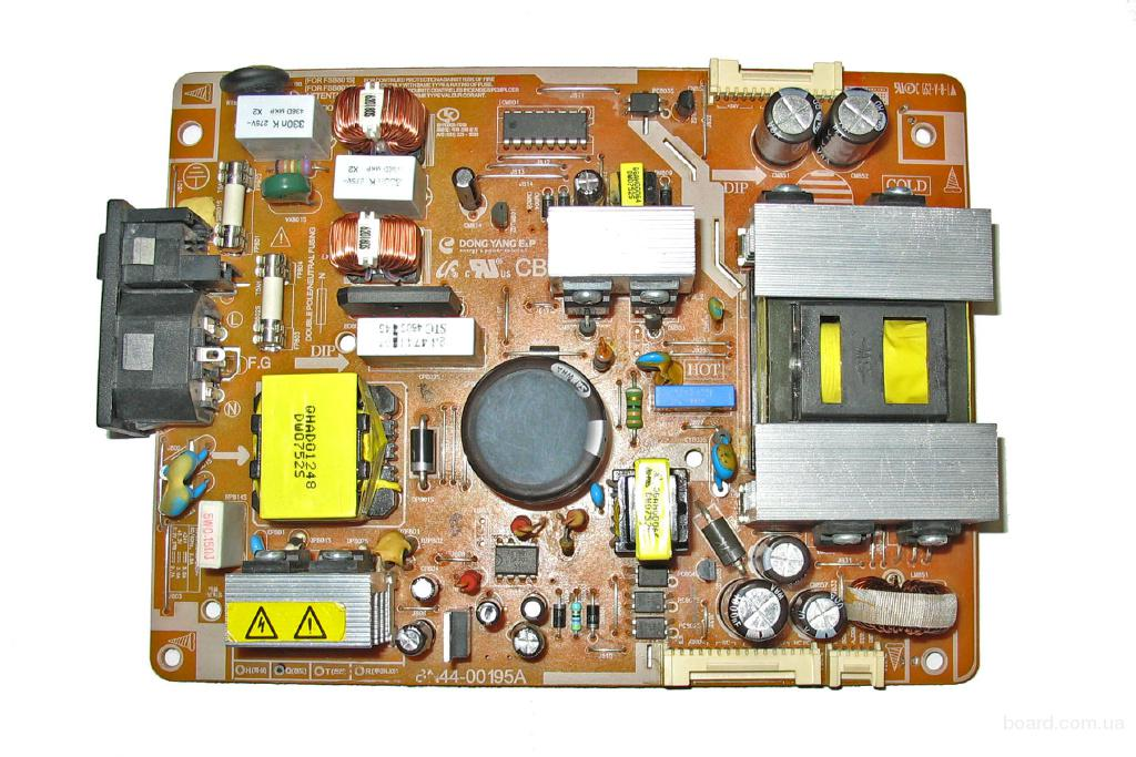 BN44-00195A блоки питания для ЖК мониторов Samsung 245B, 2493HM и другие
