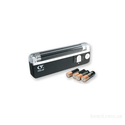 Карманный УФ детектор валют PRO 4 Р