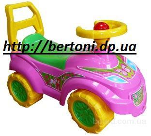 Машинка для катания Спайдер Технок , Принцеса Технок