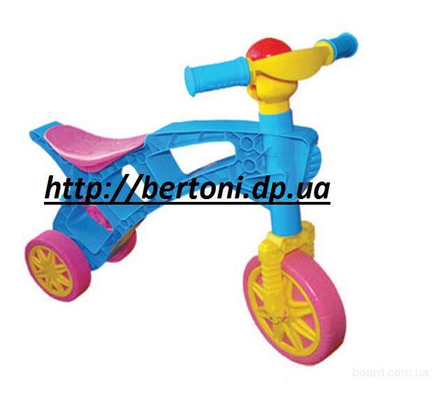 Детский велобег Ролоцикл