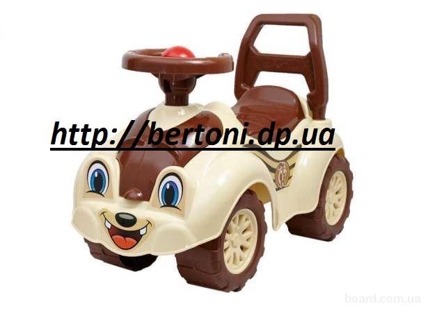 Машина каталка мультгерои