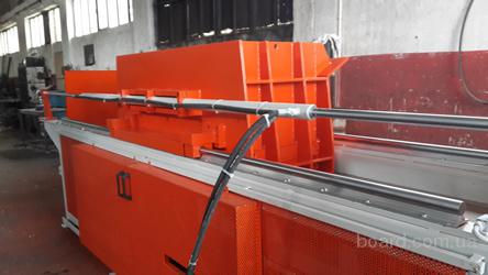 Станок для переработки отходов древесины в опилку (микро щепу)