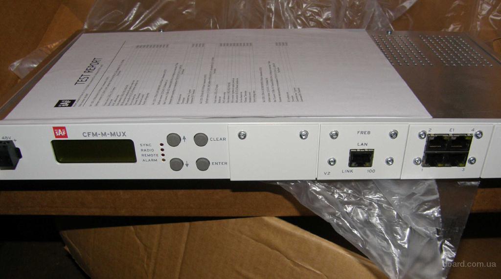 Радиорелейная станция SAF