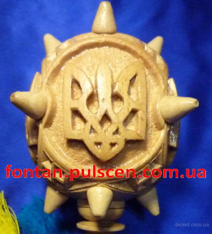 Булава - сувенир подарок для парня, отца, кума, начальника , друга, дедушки на день рожденье и другие праздники.