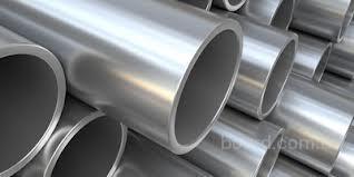 Труба алюминиевая 45*6, 50*8, 55*10, 75*5, 75*10, 80*6, 85*5 купить