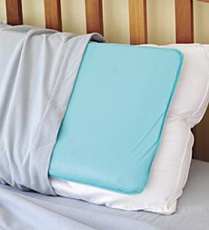 Унікальна термо подушка Chillow, термоподушка Чіло, холодний компрес