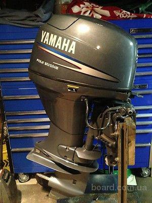 Usedyamaha 90hp 4 stroke outboard boat engine for Used 90 hp outboard motors