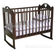 Кроватка детская Любаша С635 Красная звезда RedStar
