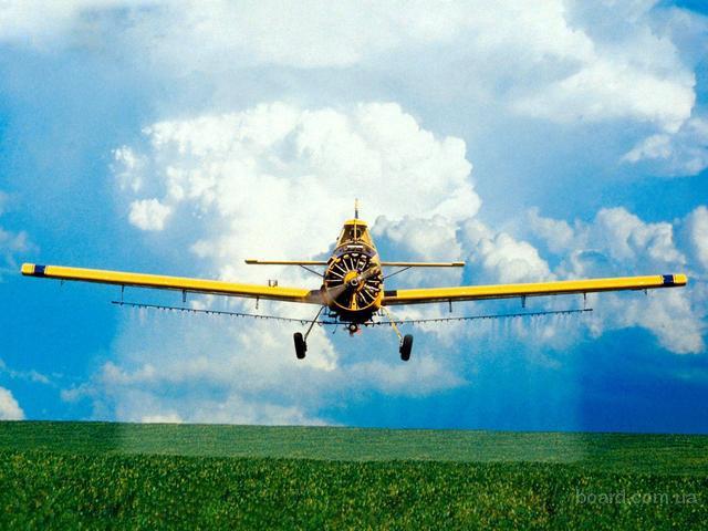 Малая авиация в помощь сельскому хозяйст