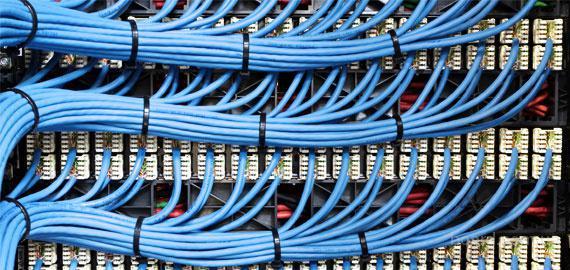 СТФ-Лаборатория поможет в организации Структурированных Кабельных Систем (СКС)