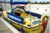 Парусная яхта Draco Summerwind 24