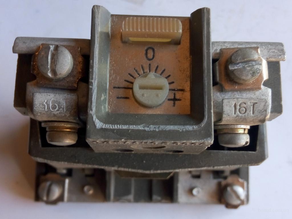 Реле тепловые ТРН-10, ТРН-25