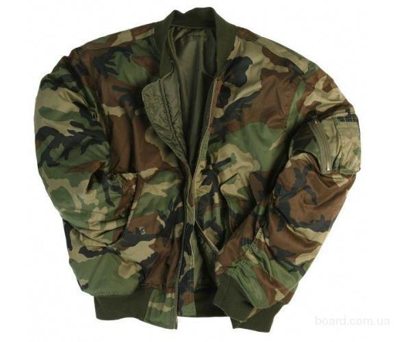 Куртка лётная MA1
