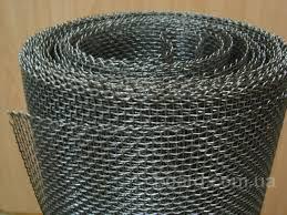 Сетка рифленая (канилированная), тканая в ассортименте